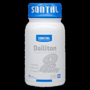 SONTAL Dailiton Multi-VitMin Booster 60 Capsules