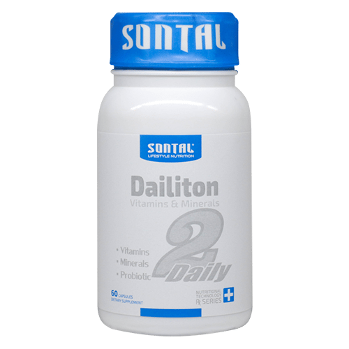 SONTAL Dailiton Booster 60 Capsules