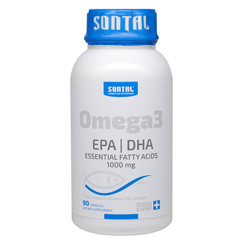 SONTAL Omega 3 – 90 Softgel Capsules