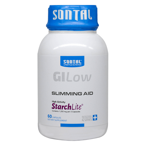 SONTAL GILow Starchlite 60 Capsules