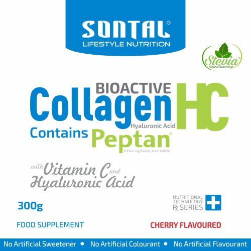 SONTAL-CollagenHC Cherry -300g- FRNT NEW2017