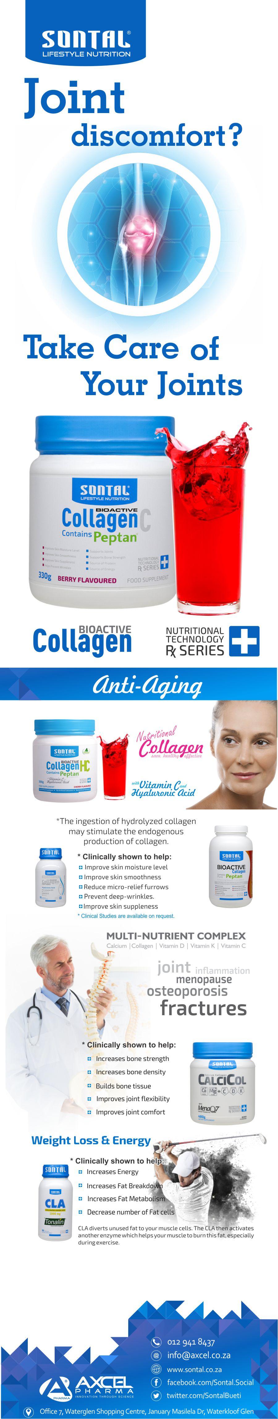 BioActive Collagen Joint & Bone Health – Strip Image