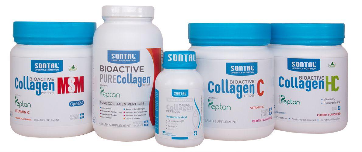 Collagen Powder Range