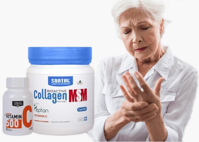 Collagen, Joint, Health Pain MSM